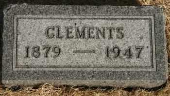 STALLMAN, CLEMENTS - Lyman County, South Dakota | CLEMENTS STALLMAN - South Dakota Gravestone Photos