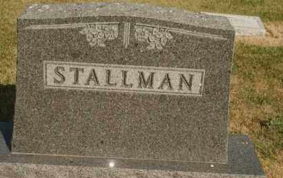 STALLMAN, FAMILY - Lyman County, South Dakota   FAMILY STALLMAN - South Dakota Gravestone Photos
