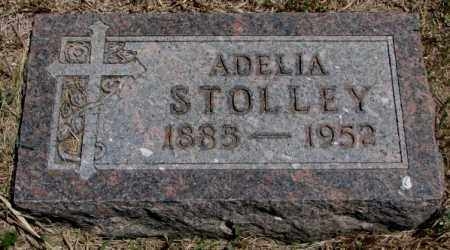 STOLLEY, ADELIA - Lyman County, South Dakota | ADELIA STOLLEY - South Dakota Gravestone Photos