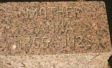 THEISEN, ANNA - Lyman County, South Dakota | ANNA THEISEN - South Dakota Gravestone Photos