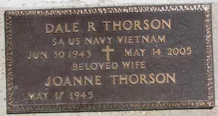 THORSON, DALE R. - Lyman County, South Dakota | DALE R. THORSON - South Dakota Gravestone Photos