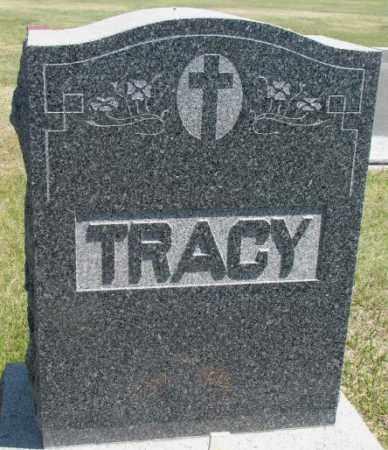 TRACY, FAMILY PLOT MARKER - Lyman County, South Dakota | FAMILY PLOT MARKER TRACY - South Dakota Gravestone Photos