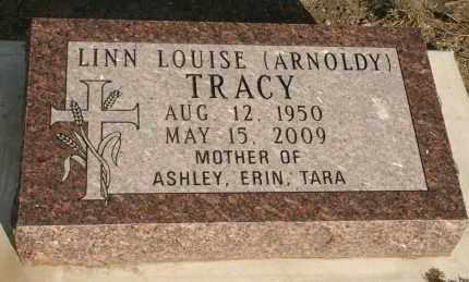 TRACY, LINN LOUISE - Lyman County, South Dakota | LINN LOUISE TRACY - South Dakota Gravestone Photos