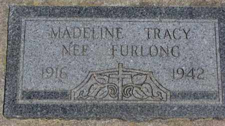 TRACY, MADELINE - Lyman County, South Dakota | MADELINE TRACY - South Dakota Gravestone Photos