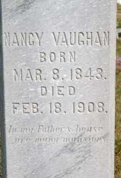 VAUGHAN, NANCY - Lyman County, South Dakota   NANCY VAUGHAN - South Dakota Gravestone Photos