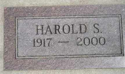 ALSGAARD, HAROLD S. - McCook County, South Dakota | HAROLD S. ALSGAARD - South Dakota Gravestone Photos