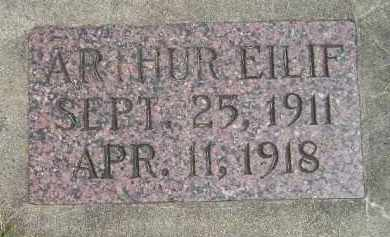 ALSGAARD, ARTHUR EILIF - McCook County, South Dakota | ARTHUR EILIF ALSGAARD - South Dakota Gravestone Photos