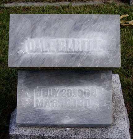 BARTLE, DALE - McCook County, South Dakota | DALE BARTLE - South Dakota Gravestone Photos