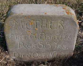 ALLARD BARTLES, IDA MAY - McCook County, South Dakota | IDA MAY ALLARD BARTLES - South Dakota Gravestone Photos