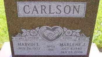 CARLSON, MARLENE J - McCook County, South Dakota | MARLENE J CARLSON - South Dakota Gravestone Photos