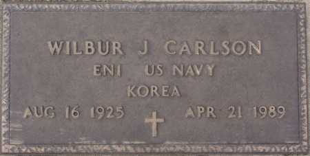 CARLSON, WILBUR J (KOREA) - McCook County, South Dakota | WILBUR J (KOREA) CARLSON - South Dakota Gravestone Photos