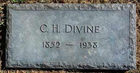 DIVINE, C H - McCook County, South Dakota | C H DIVINE - South Dakota Gravestone Photos