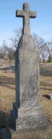 FENDRICH, HEINRICH - McCook County, South Dakota | HEINRICH FENDRICH - South Dakota Gravestone Photos