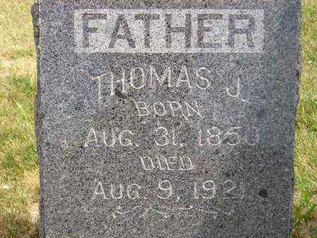 GIPSON, THOMAS J. - McCook County, South Dakota | THOMAS J. GIPSON - South Dakota Gravestone Photos