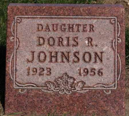 JOHNSON, DORIS R - McCook County, South Dakota | DORIS R JOHNSON - South Dakota Gravestone Photos