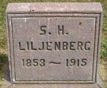 LILJENBERG, S. H. - McCook County, South Dakota | S. H. LILJENBERG - South Dakota Gravestone Photos
