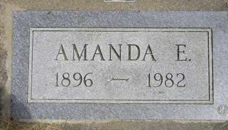 LINDELL, AMANDA E. - McCook County, South Dakota | AMANDA E. LINDELL - South Dakota Gravestone Photos