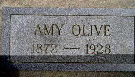 LINDELL, AMY OLIVE - McCook County, South Dakota | AMY OLIVE LINDELL - South Dakota Gravestone Photos