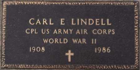 LINDELL, CARL E (WWII) - McCook County, South Dakota | CARL E (WWII) LINDELL - South Dakota Gravestone Photos
