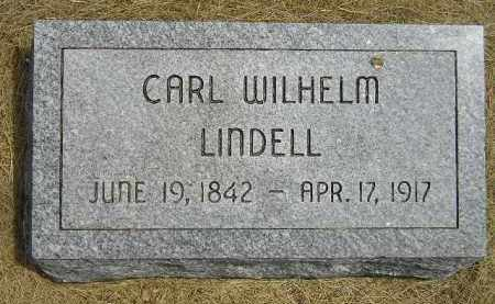 LINDELL, CARL WILHELM - McCook County, South Dakota | CARL WILHELM LINDELL - South Dakota Gravestone Photos