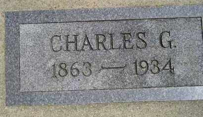 LINDELL, CHARLES G. - McCook County, South Dakota | CHARLES G. LINDELL - South Dakota Gravestone Photos