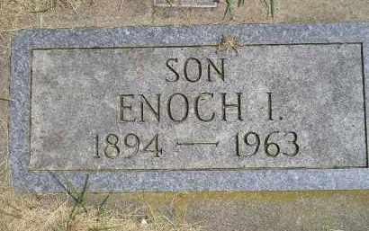 LINDELL, ENOCH I. - McCook County, South Dakota | ENOCH I. LINDELL - South Dakota Gravestone Photos
