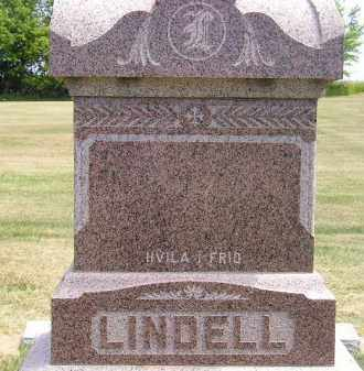 LINDELL, FAMILY STONE - McCook County, South Dakota | FAMILY STONE LINDELL - South Dakota Gravestone Photos