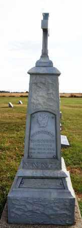 MCGINNIS, ELIZABETH - McCook County, South Dakota   ELIZABETH MCGINNIS - South Dakota Gravestone Photos