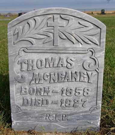 MCNEANEY, THOMAS - McCook County, South Dakota | THOMAS MCNEANEY - South Dakota Gravestone Photos