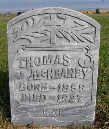 MCNEANEY, THOMAS - McCook County, South Dakota   THOMAS MCNEANEY - South Dakota Gravestone Photos