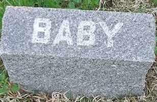 NELSON, BABY - McCook County, South Dakota | BABY NELSON - South Dakota Gravestone Photos