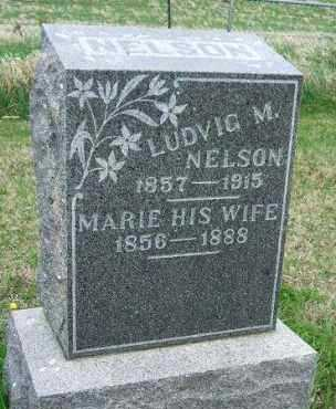 NELSON, MARIE - McCook County, South Dakota | MARIE NELSON - South Dakota Gravestone Photos