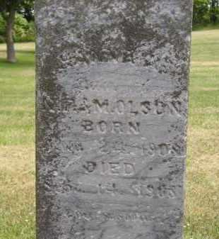 OLSON, HANNA M. - McCook County, South Dakota | HANNA M. OLSON - South Dakota Gravestone Photos