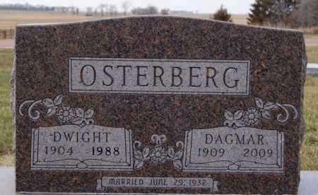 OSTERBERG, DAGMAR - McCook County, South Dakota   DAGMAR OSTERBERG - South Dakota Gravestone Photos