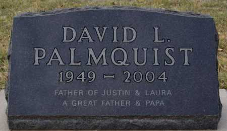 PALMQUIST, DAVID L - McCook County, South Dakota | DAVID L PALMQUIST - South Dakota Gravestone Photos