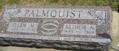 PALMQUIST, ARTHUR N. - McCook County, South Dakota | ARTHUR N. PALMQUIST - South Dakota Gravestone Photos