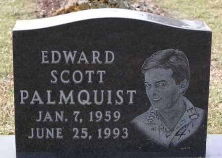 PALMQUIST, EDWARD SCOTT - McCook County, South Dakota | EDWARD SCOTT PALMQUIST - South Dakota Gravestone Photos