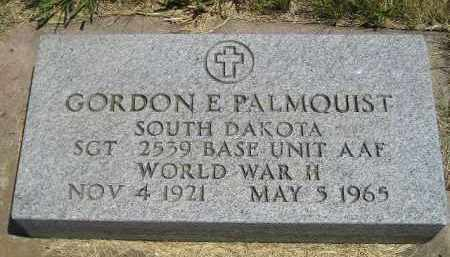 PALMQUIST, GORDON E. (WW II) - McCook County, South Dakota | GORDON E. (WW II) PALMQUIST - South Dakota Gravestone Photos