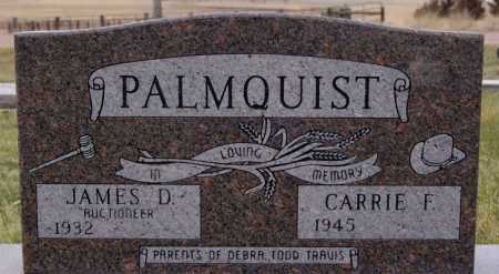 PALMQUIST, JAMES D - McCook County, South Dakota | JAMES D PALMQUIST - South Dakota Gravestone Photos
