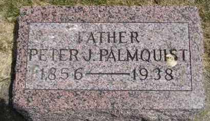PALMQUIST, PETER J. - McCook County, South Dakota | PETER J. PALMQUIST - South Dakota Gravestone Photos