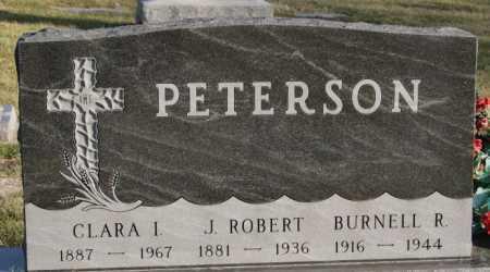 PETERSON, J. ROBERT - McCook County, South Dakota | J. ROBERT PETERSON - South Dakota Gravestone Photos