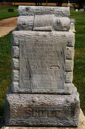 SCOTT, ROY - McCook County, South Dakota   ROY SCOTT - South Dakota Gravestone Photos