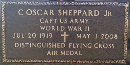 SHEPPARD, C. OSCAR (WWII) - McCook County, South Dakota | C. OSCAR (WWII) SHEPPARD - South Dakota Gravestone Photos