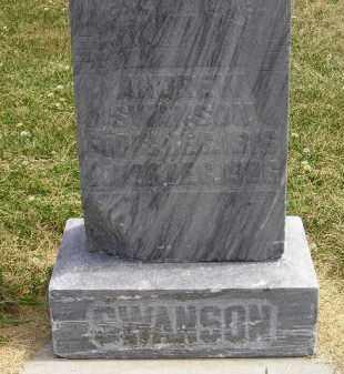 SWANSON, ANDREW - McCook County, South Dakota | ANDREW SWANSON - South Dakota Gravestone Photos