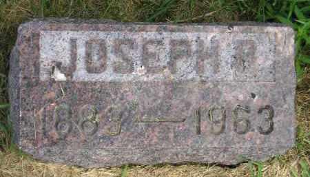 WAHLSTROM, JOSEPH B. - McCook County, South Dakota | JOSEPH B. WAHLSTROM - South Dakota Gravestone Photos