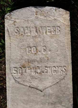 WEBB, SAMUEL (MILITARY) - McCook County, South Dakota | SAMUEL (MILITARY) WEBB - South Dakota Gravestone Photos