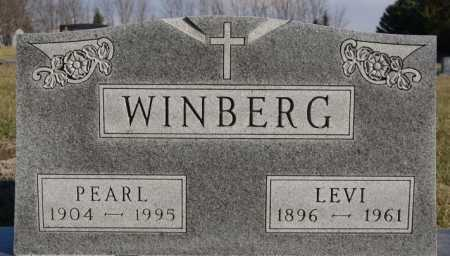 WINBERG, PEARL - McCook County, South Dakota | PEARL WINBERG - South Dakota Gravestone Photos