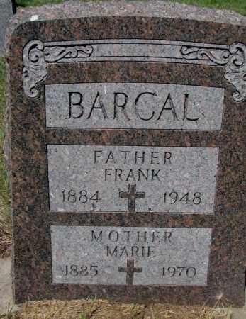 BARCAL, FRANK - Mellette County, South Dakota | FRANK BARCAL - South Dakota Gravestone Photos