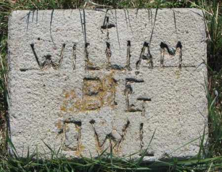 BIG OWL, WILLIAM - Mellette County, South Dakota | WILLIAM BIG OWL - South Dakota Gravestone Photos