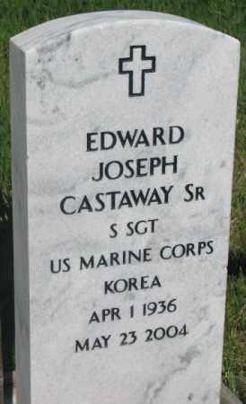 CASTAWAY, EDWARD JOSEPH SR. - Mellette County, South Dakota | EDWARD JOSEPH SR. CASTAWAY - South Dakota Gravestone Photos